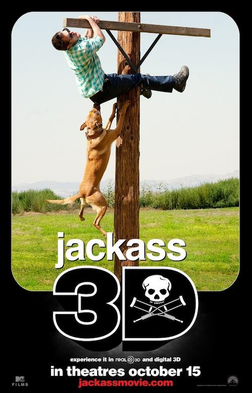 Jackass 3d posters