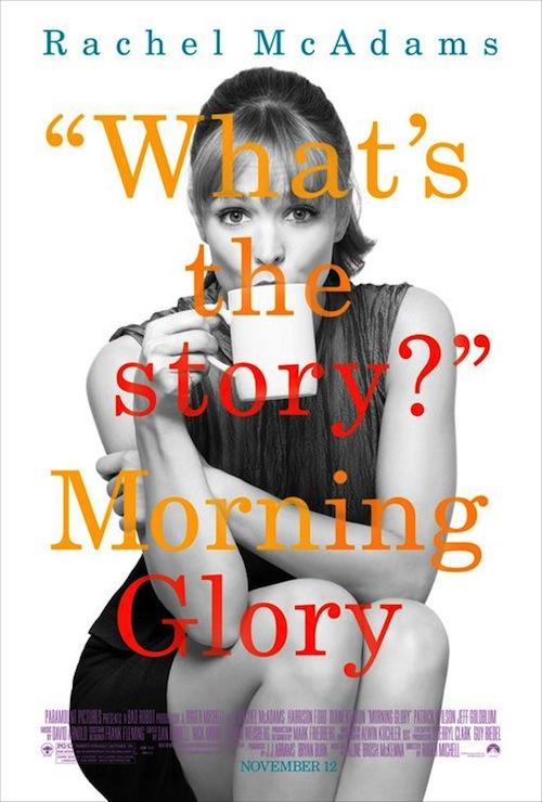 Morning Glory főszereplői