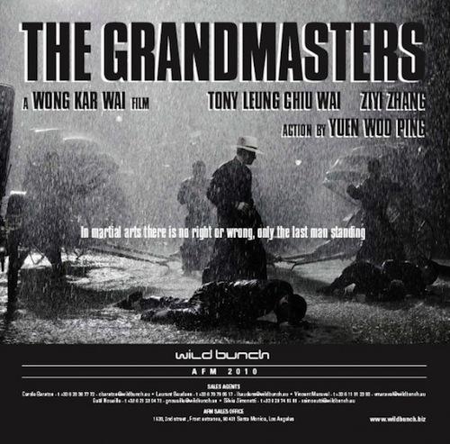 The Grandmasters képeken