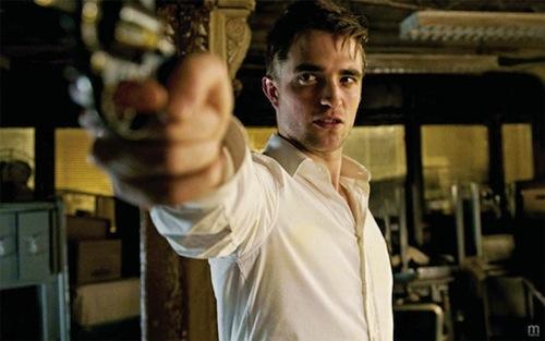 Robert Pattinson a Cosmopolisban