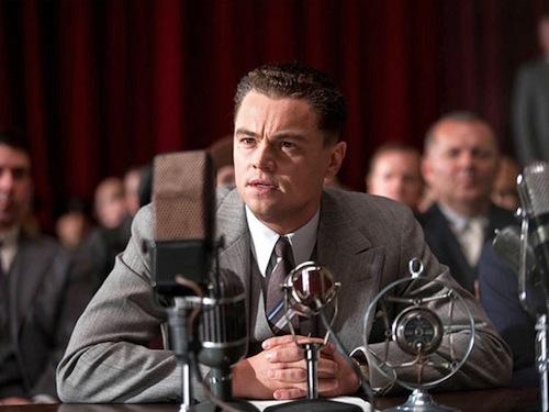 Leonardo DiCaprio as J. Edgar Hoover
