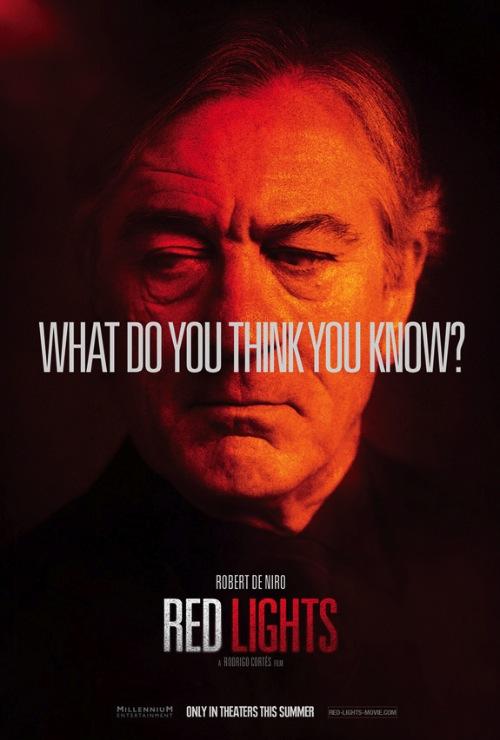 A Red Lights karakterposzterei