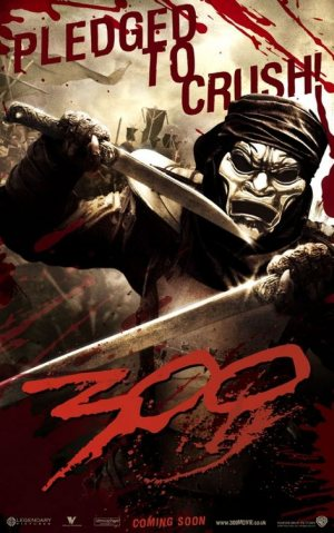 Frank Miller's 300 - Three Hundred poster