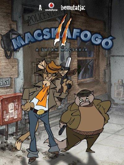 Macskafogó 2 plakát