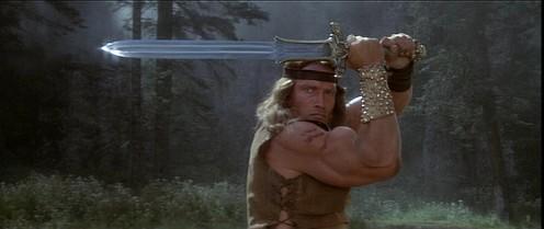 Conan, a pusztító - Arnold