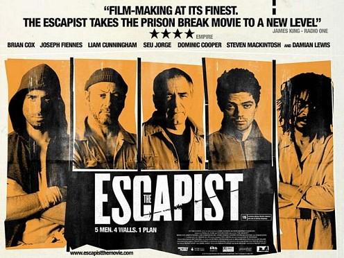 The Escapist poszter szerű