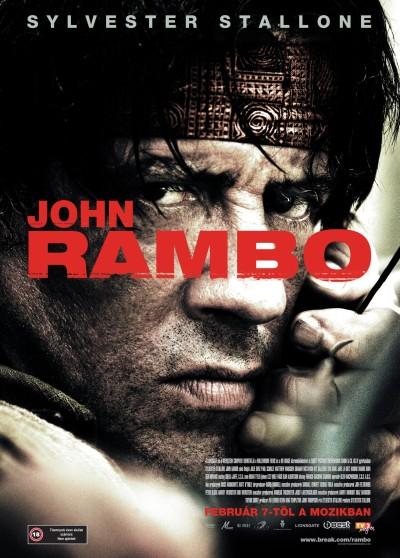 Rambo premier