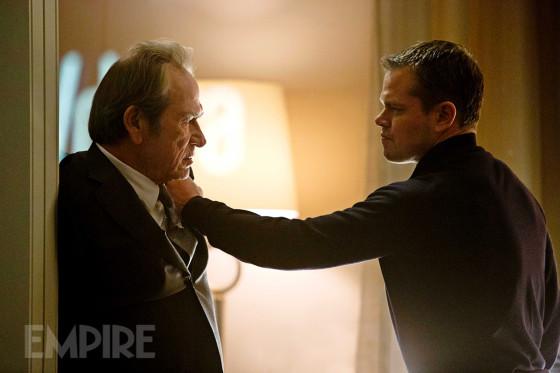 Bourne még mindig csak tévében