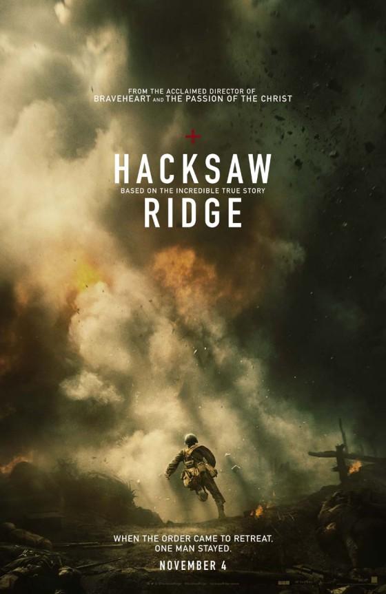 Mel Gibson új rendezése: Hacksaw Ridge
