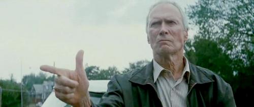 Eastwood és az ötlövetű