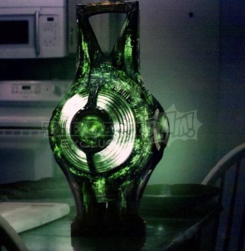 Green Lantern's Power battery