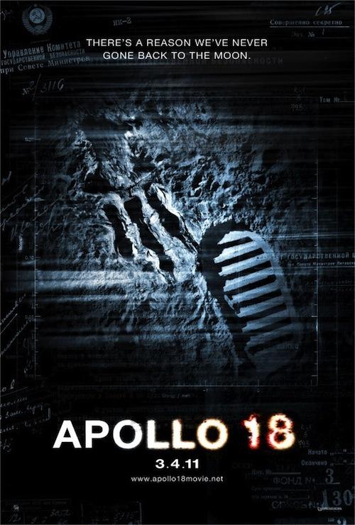 Apollo 18-poszter