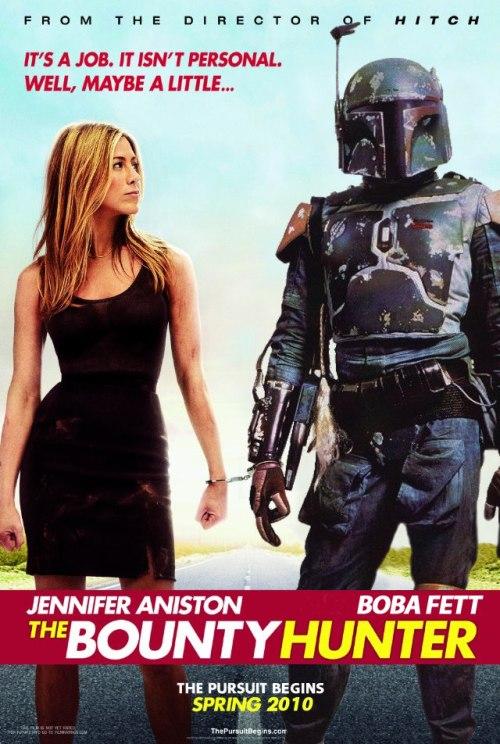 Star Wars vs Jennifer Aniston