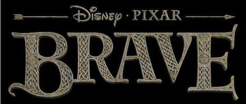 Pixar's Brave logója