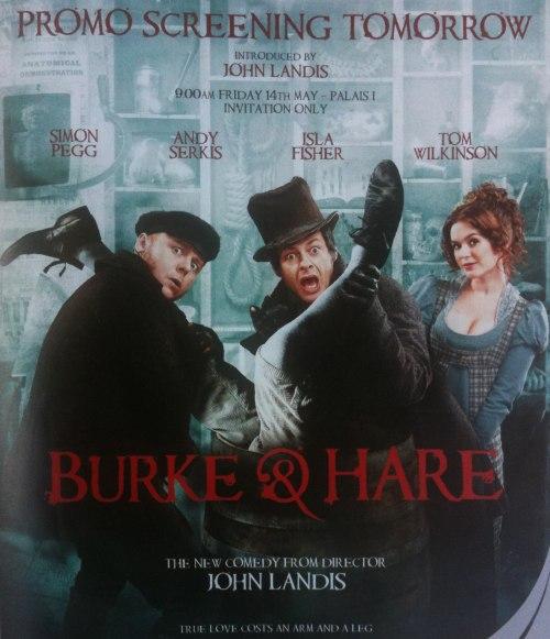 Burke & Hare poszter