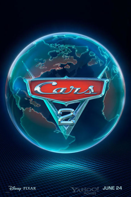 ez meg poszter a Cars 2-höz