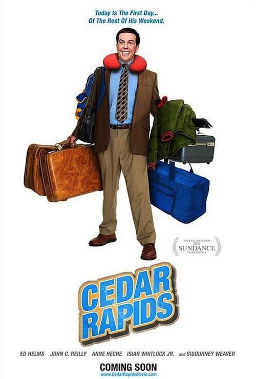 Ceda Rapids poszter