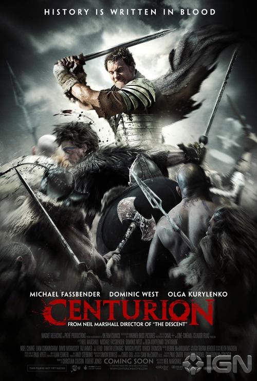 Centurion poszter