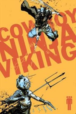Cowboy Ninja Viking borítók