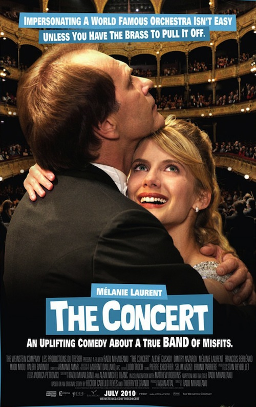 Concert new poster