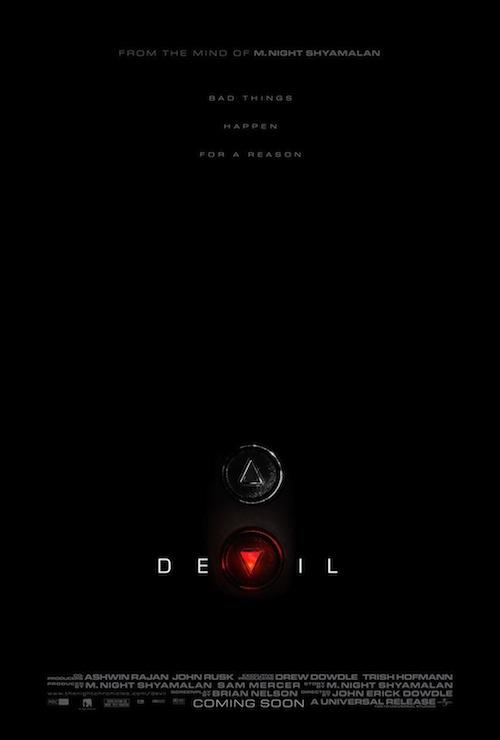 Devil posztere