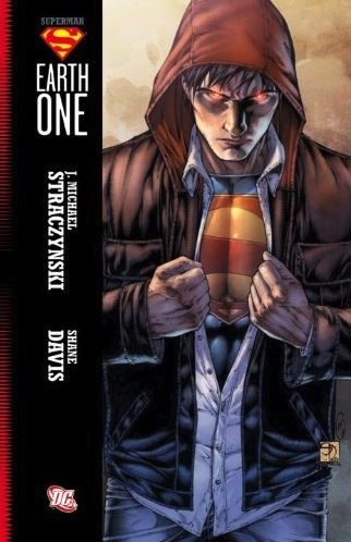 Superman Earth one borító