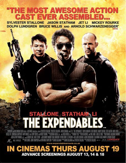 Expendables Cast