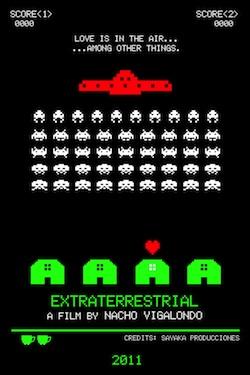 Az Extraterrestre egyik posztere
