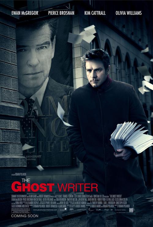 Ghost Writer poszter