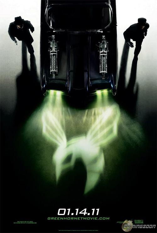 Green Hornet-poszter
