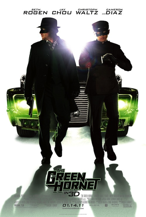 Green hortnet újabb posztere