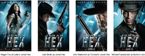 jonah hex character promos