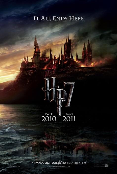 Harry Potter 7 poszter
