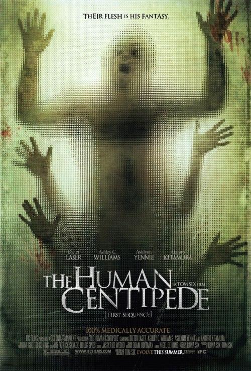 Human Centipede poszter
