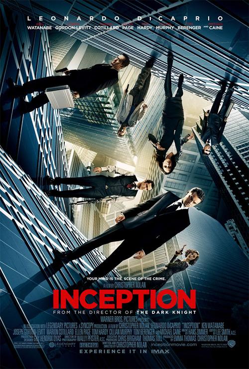Inception új poszter