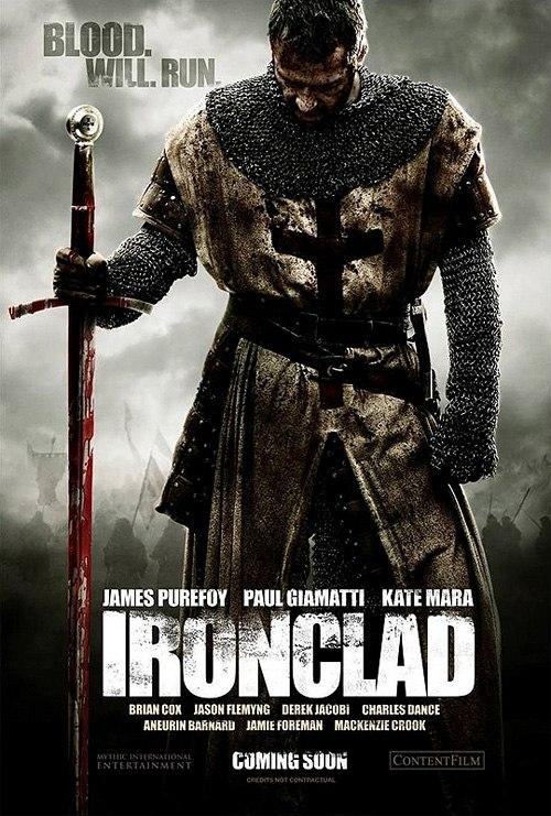 Ironclad-poszter