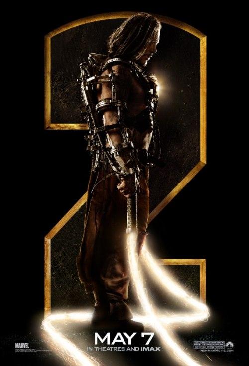 Iron Man 2 imax posters