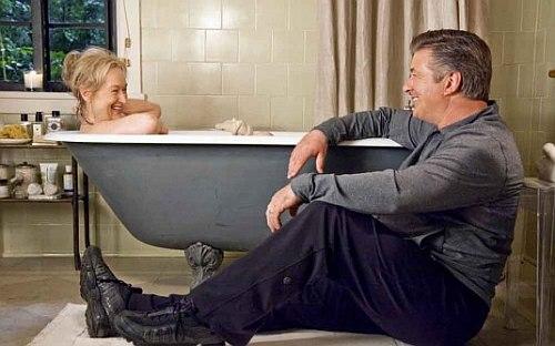 It's Complicated - a fürdőkádas