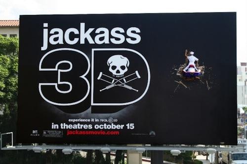 Jackass 3D promó LA-ben