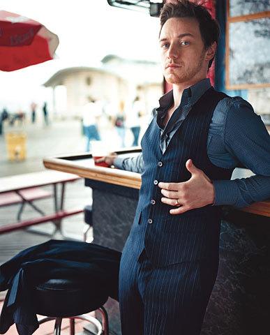 James McAvoy kép, nem tudom jól választottam-e