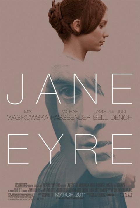 Jane Eyre posztere