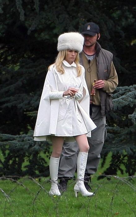 January Jones as Emma Frost
