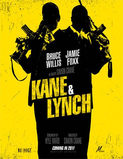 Kane & Lynch teaserposzter