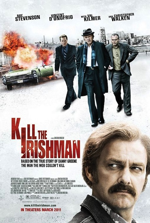 A Kill The Irishman posztere