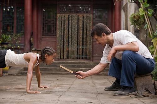 Karate Kid nagyon edzz