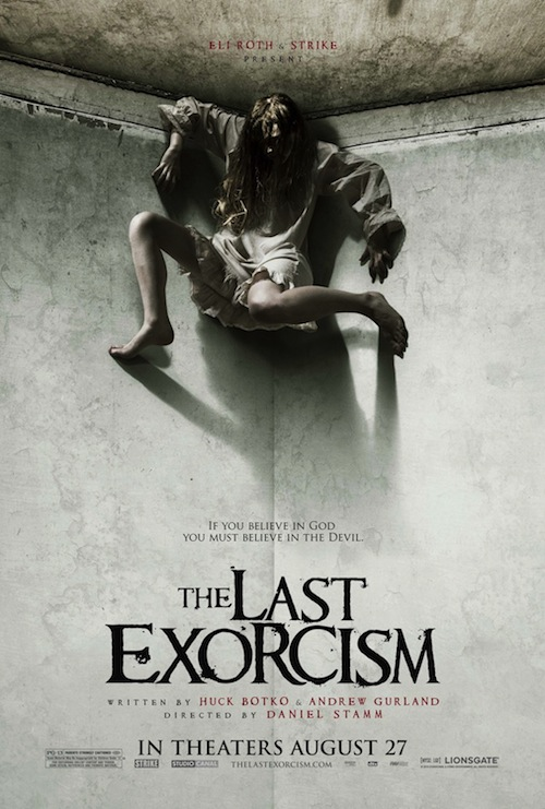 The last Exorcism posztere