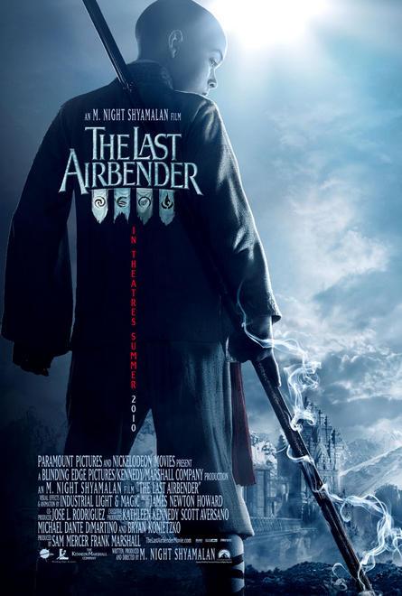 Last Airbender első poszter