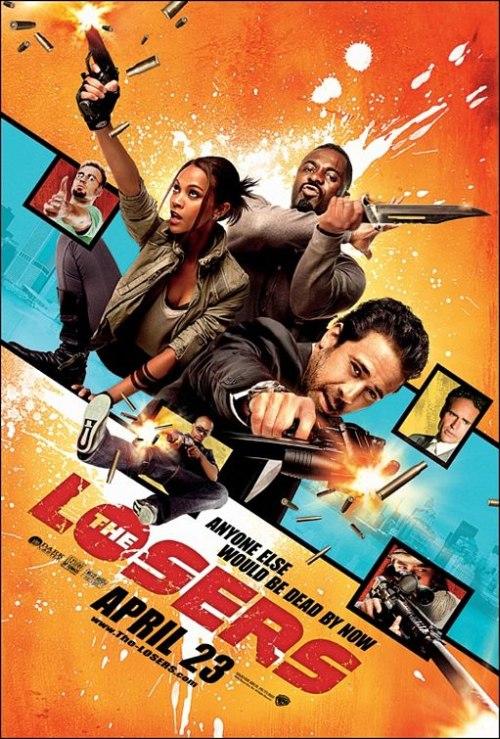 Losers új plakátja