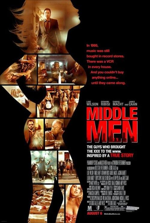 A Middle Men posztere