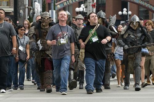 A Comic Conos jelenet a Paulból